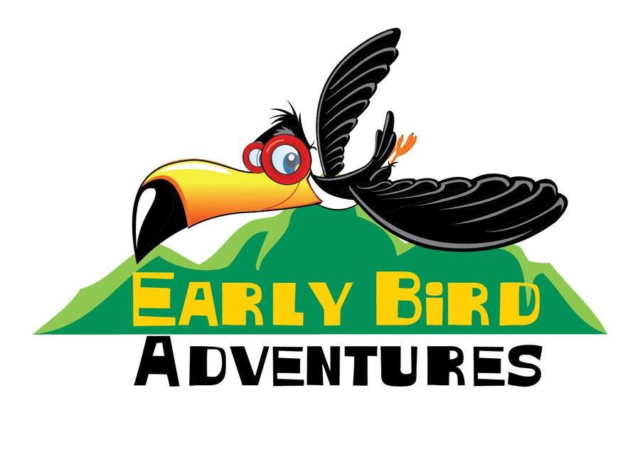 Konkurrenceindlæg #                                        49                                      for                                         Logo Design for Early Bird Adventures