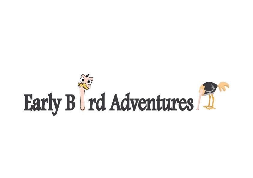 Konkurrenceindlæg #                                        21                                      for                                         Logo Design for Early Bird Adventures