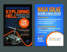 #129 for Create a handout to promote a NASA Tournament Lab Venus rover design challenge by bhahmz