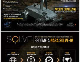 #114 for Create a handout to promote a NASA Tournament Lab Venus rover design challenge by rafaislam