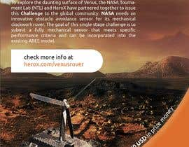 #52 for Create a handout to promote a NASA Tournament Lab Venus rover design challenge by timenaut