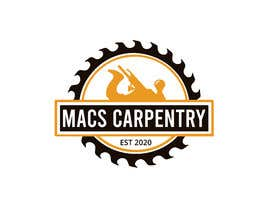 Nro 46 kilpailuun create a carpenter logo käyttäjältä JannatArni