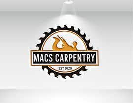 Nro 48 kilpailuun create a carpenter logo käyttäjältä JannatArni