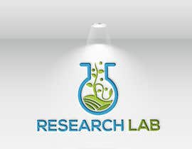 #63 for Research lab logo -- 2 by mozibulhoque666