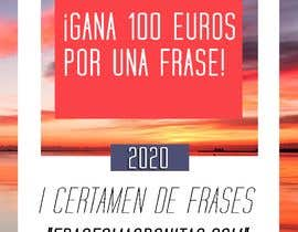 """#4 para Banner publicitario para certamen de frases """"FrasesMasBonitas.com"""" por dzaag"""