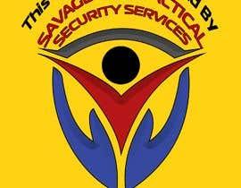#8 para Design Security Sign and cool T-shirt de marioshokrysanad