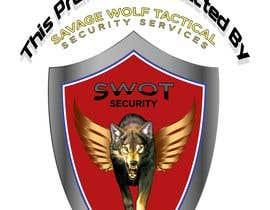 #11 para Design Security Sign and cool T-shirt de marioshokrysanad