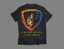 #14 para Design Security Sign and cool T-shirt de mudasarhussain97