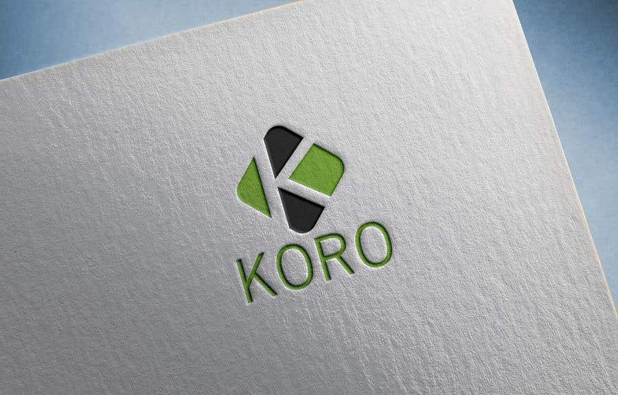 Participación en el concurso Nro.                                        34                                      para                                         Logo for an 8 member choir named KORO