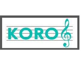 #60 para Logo for an 8 member choir named KORO de hazemyaseen23