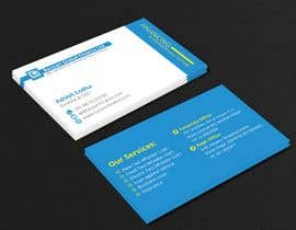 #169 cho Redesign of Business Card - Finance Company bởi CreativeShovro