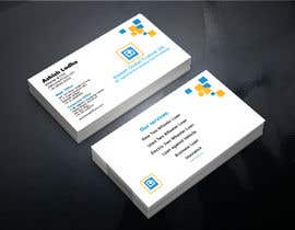 #71 for Redesign of Business Card - Finance Company by farhantariq33