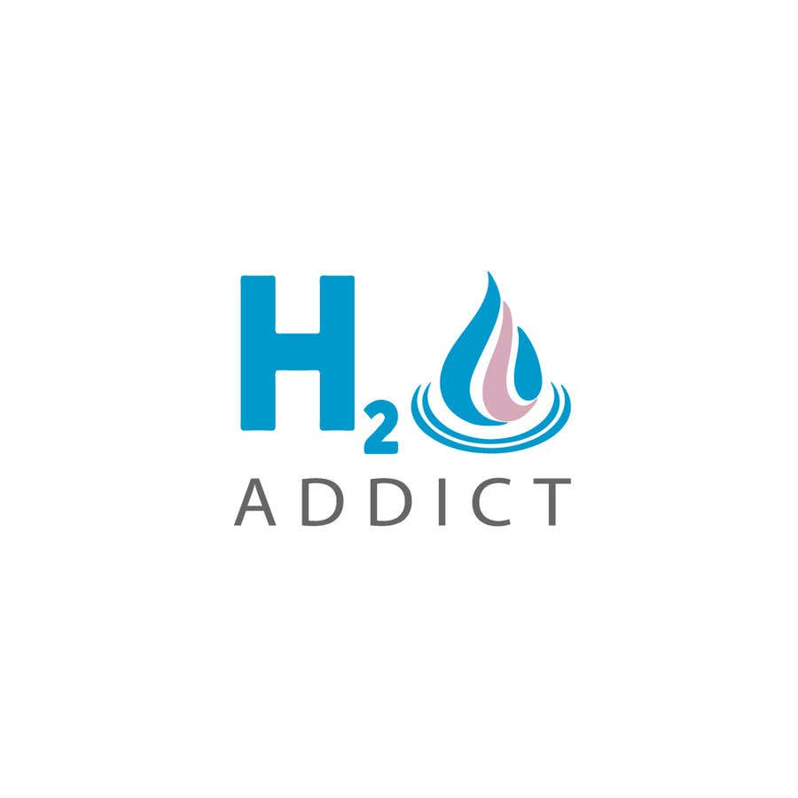 Contest Entry #                                        51                                      for                                         H20 Addict Logo