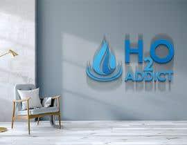 #60 para H20 Addict Logo de MollickSatyajit