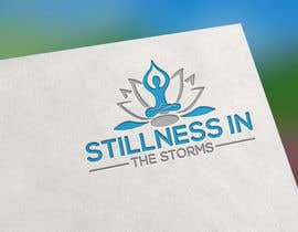 #113 for Logo Design Stillness in The Storms by freedomnazam