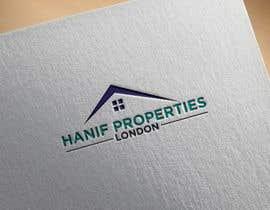 naharffk tarafından Logo for Hanif Properties için no 129