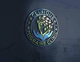 #240 for Creat a Logo for a Migraine Clinic by ffaysalfokir
