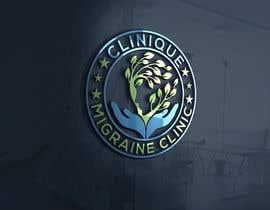 #240 untuk Creat a Logo for a Migraine Clinic oleh ffaysalfokir