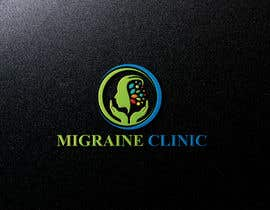 #133 for Creat a Logo for a Migraine Clinic by rkhalilur269
