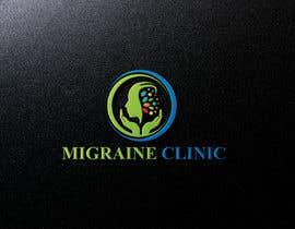 #133 untuk Creat a Logo for a Migraine Clinic oleh rkhalilur269