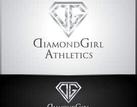 #39 para Logo Design for Diamond Girl Athletics por HammyHS