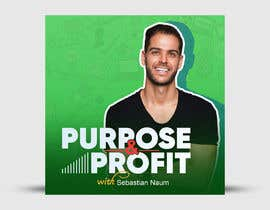 #84 для Purpose and Profit Podcast Cover от prominhaj