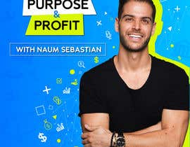 #20 для Purpose and Profit Podcast Cover от aadesigne