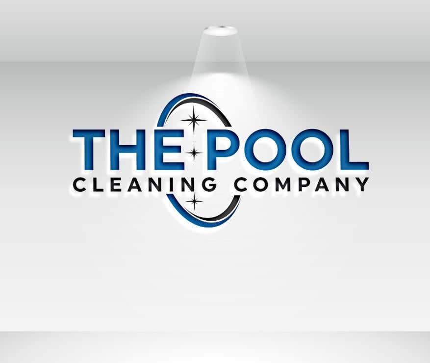 """Intrarea #                                        167                                      pentru concursul """"                                        Pool Company Logo Needed                                     """""""