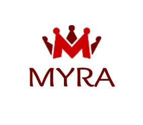Bài tham dự cuộc thi #                                        21                                      cho                                         Logo Design for Myra