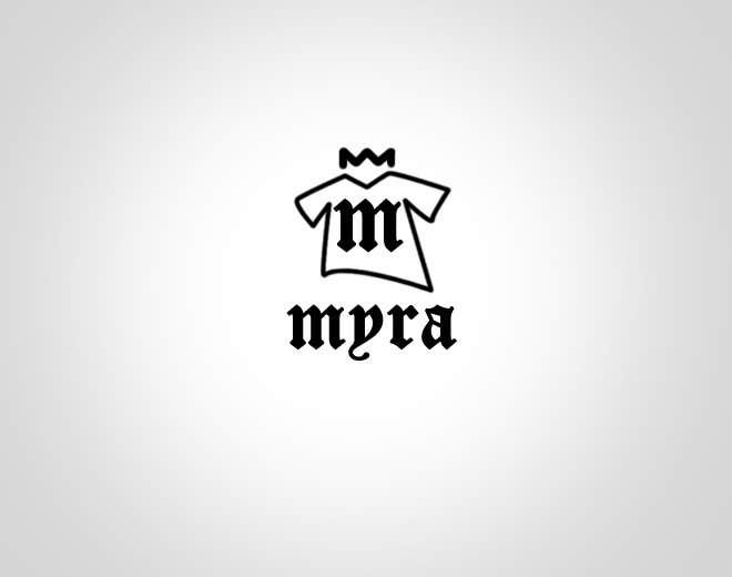 Kilpailutyö #                                        22                                      kilpailussa                                         Logo Design for Myra