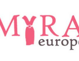 #31 para Logo Design for Myra por kainatali