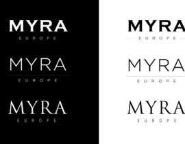 nº 17 pour Logo Design for Myra par Sheraz411