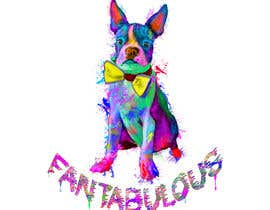 Awal01 tarafından To create an image / design for a T-shirt based on a real dog picture. için no 31