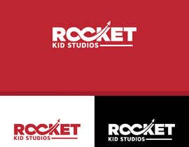 #118 for Rocket Kid Studios Logo by FARHANA360