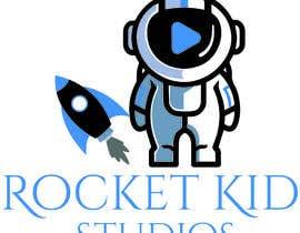 #32 for Rocket Kid Studios Logo by Rikta07