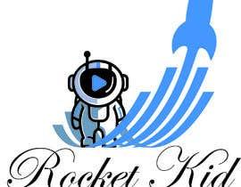 #35 for Rocket Kid Studios Logo by Rikta07