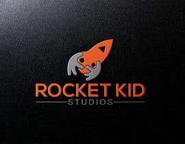 #141 for Rocket Kid Studios Logo by jaktar280