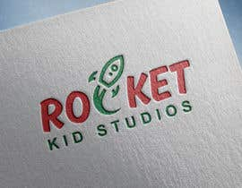 #127 for Rocket Kid Studios Logo by rubelmolla79