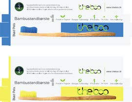 nº 16 pour Packaging for a bamboo toothbrush par Ruthparaskewi75