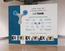 #13 for Design of a New Trade Show/Exhibition Rear Wall by realmanish