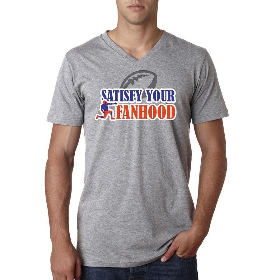 Penyertaan Peraduan #                                        22                                      untuk                                         Tshirt Design-Sports Related