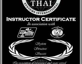 #1 for Make a Certified Instructor certificate by jomainenicolee
