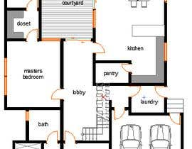 #7 for Architect - Home Floor Plans af TMKennedy