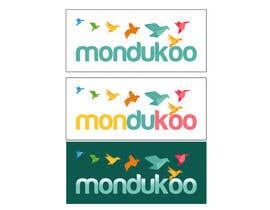 #4 para mondukoo, create a logotype for my personnal website and an icon por YogNel
