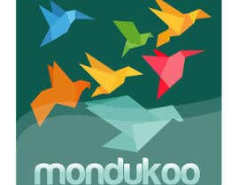 #6 para mondukoo, create a logotype for my personnal website and an icon por YogNel