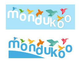 #8 untuk mondukoo, create a logotype for my personnal website and an icon oleh YogNel