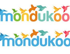nº 9 pour mondukoo, create a logotype for my personnal website and an icon par YogNel