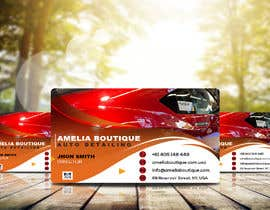 #24 for Need a business card by sujitguho42