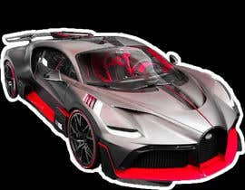 #16 for 5 Images for Bugatti Divo by SajjadJaved21