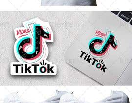 Nro 99 kilpailuun Need a creative vector art fron tiktok logo käyttäjältä KimGFX
